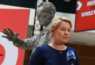 Pierwszy raz w historii kobieta burmistrzem Berlina