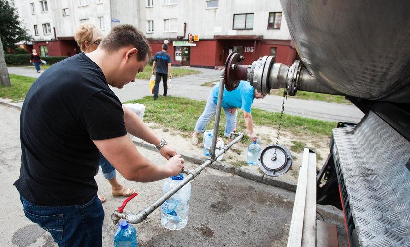 Awaria wodociągu w Krakowie