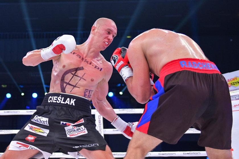 Ekipa polskiego boksera została okradziona. Weszli w nocy do ich pokoju