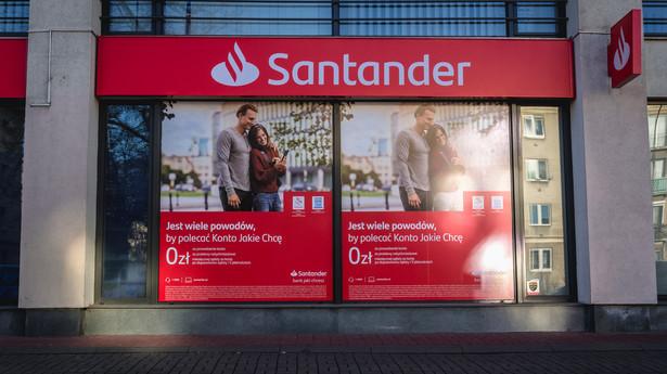 Placówka Santander Bank Polska