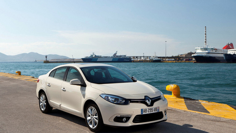 Renault Fluence po liftingu