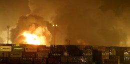 Wybuch toksycznego gazu. Dziesiątki ludzi w szpitalach