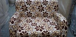 Uwaga! Ta sofa może urwać głowę!