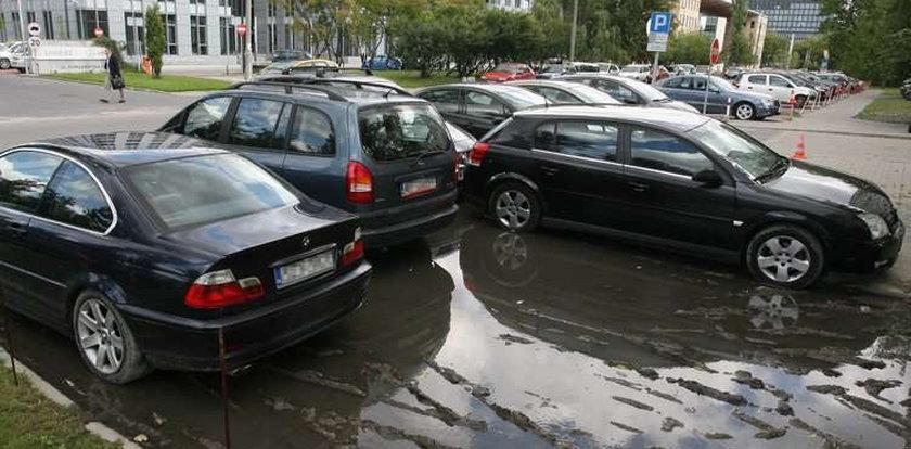 Będzie płatne parkowanie na Służewcu?