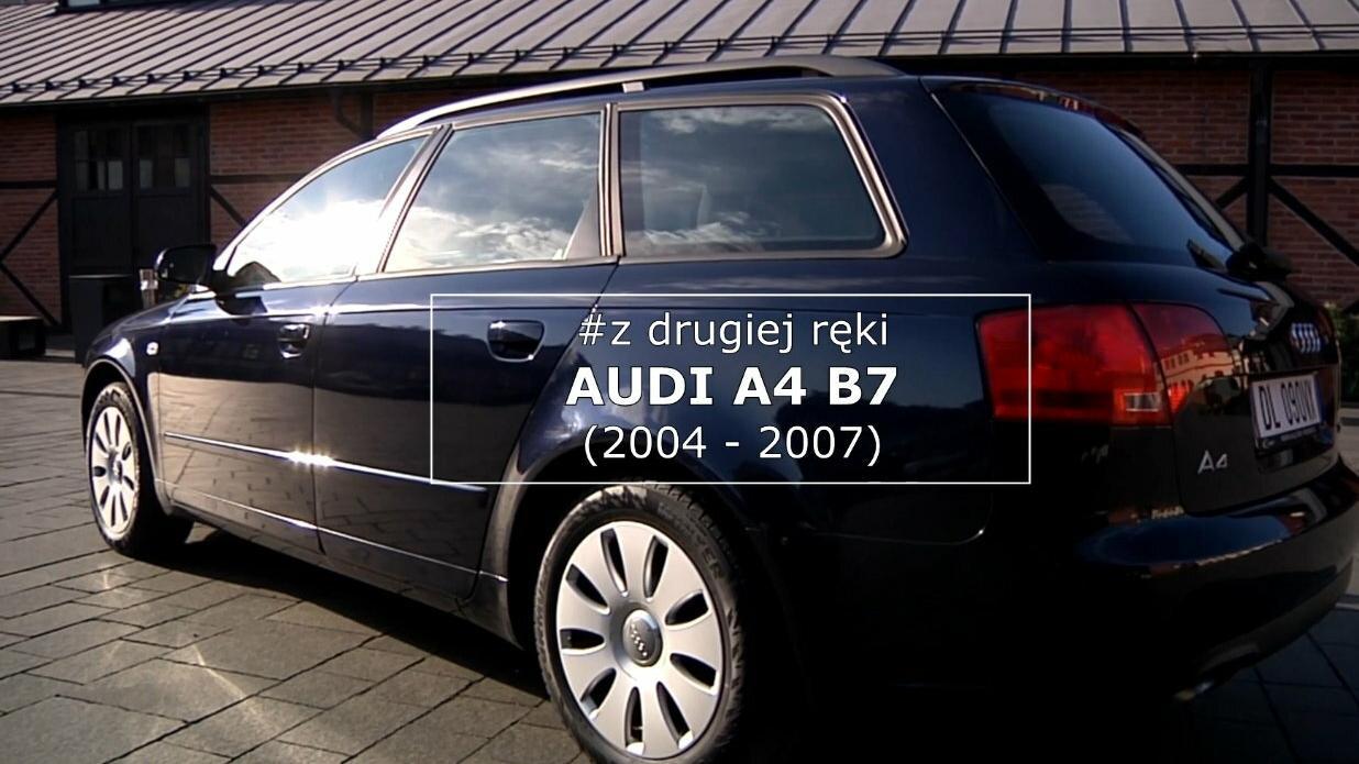Audi A4 19 Tdi Niemal Nieśmiertelny Diesel Z Małymi Wadami Moto