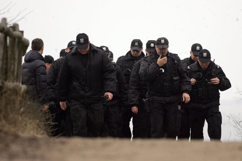 Policja sprawdza Brzeźno