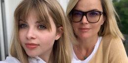 Monika Zamachowska pokazała piękną córkę!