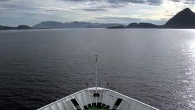 Norwegia: 2600-kilometrowy rejs w 5 minut