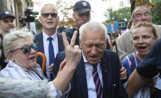 Kornel Morawiecki: Jan Olszewski miał krytyczny stosunek do Okrągłego Stołu