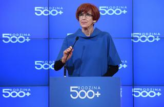 Elżbieta Rafalska: Minister Szałamacha zadrżałby ze strachu, gdyby usłyszał o moich pomysłach