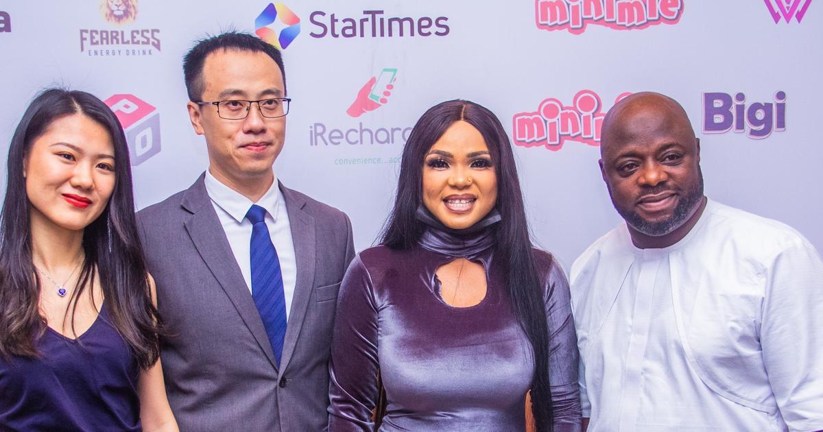 Iyabo Ojo, Macaroni, Zicsaloma to star in new comedy series 'Okirika'