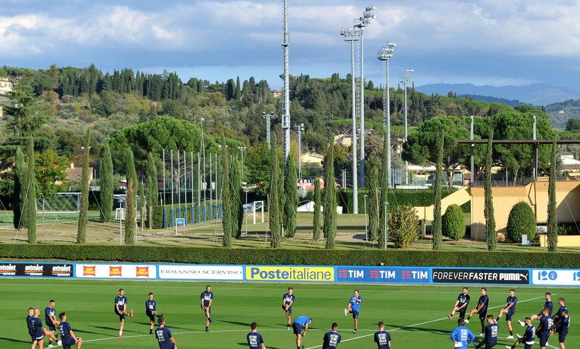 Ośrodek treningowy w Firenze