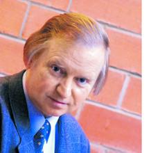 Dr. hab. Ryszard Piotrowski konstytucjonalista z Uniwersytetu Warszawskiego