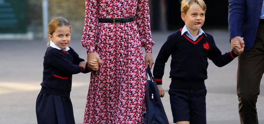 Tak na szkolnej stołówce jedzą dzieci księżnej Kate i księcia Williama. Niektóre dania to prawdziwe rarytasy!