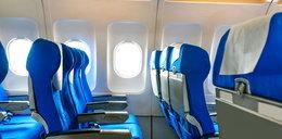 Wściekła żona zmusiła samolot do lądowania