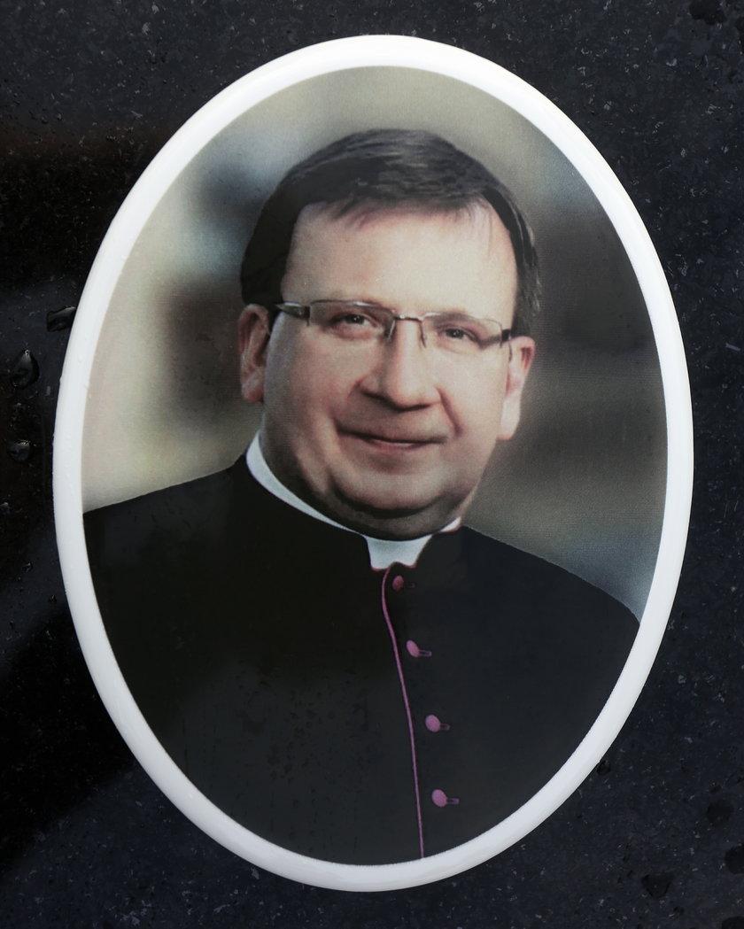 Świętej pamięci ksiądz Waldemar Irek