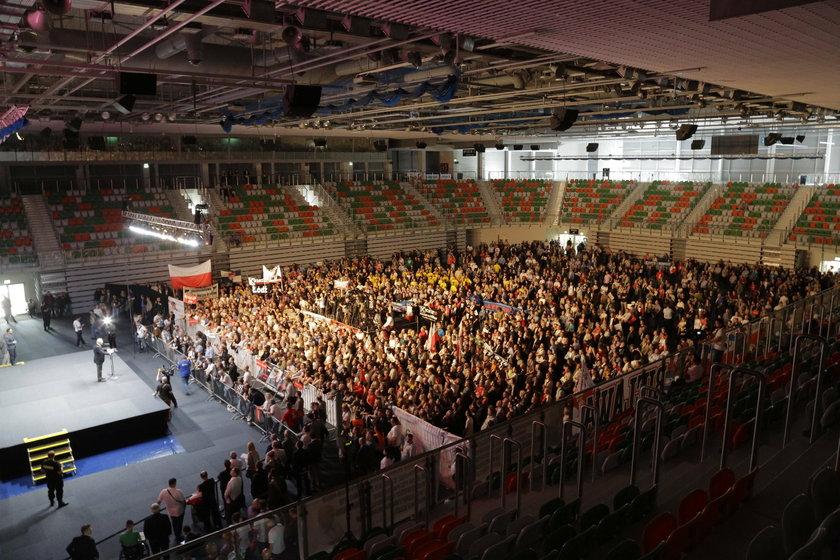 Konwencja Pawła Kukiza w Lubinie 27 czerwca 2015