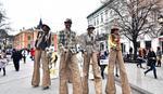 ŠARENO KAO RIO Nije karneval, nešto još luđe održano je danas u Novom Sadu