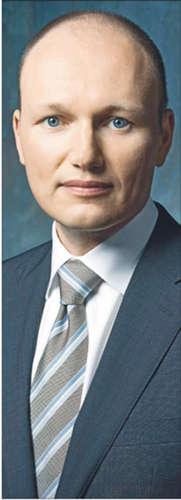 Jacek Murawski, dyrektor generalny polskiego oddziału Microsoft