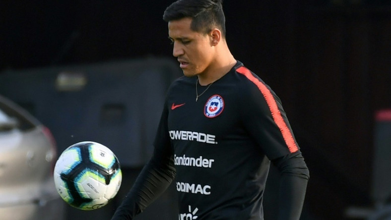 Alexis Sanchez faces a race against time to be fit for Chile's Copa America opener against Japan on Monday as he recovers from an ankle injury