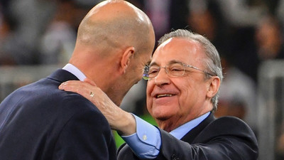 Perez re-elected unopposed as Real Madrid president