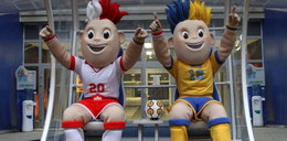Kibice wybrali imiona dla maskotek Euro 2012. Śmieszne?