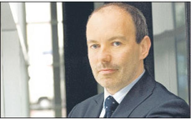 Jacek Kurantowicz, dyrektor departamentu bankowości transakcyjnej, Bank Millennium Fot. Wojciech Górski