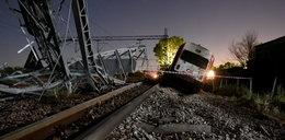 Katastrofa kolejowa w Grecji. Są ofiary śmiertelne