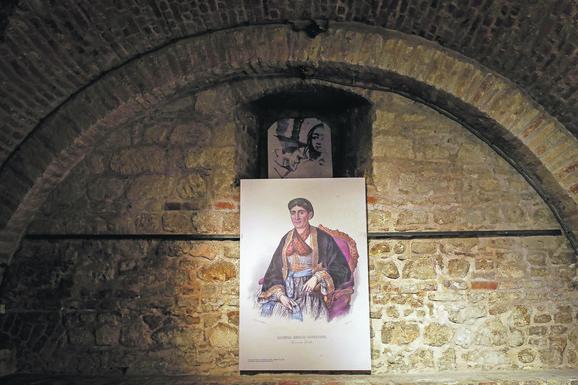 Kneginja Ljubica je iz ljubomore ubila jednu od ljubavnica kneza Miloša