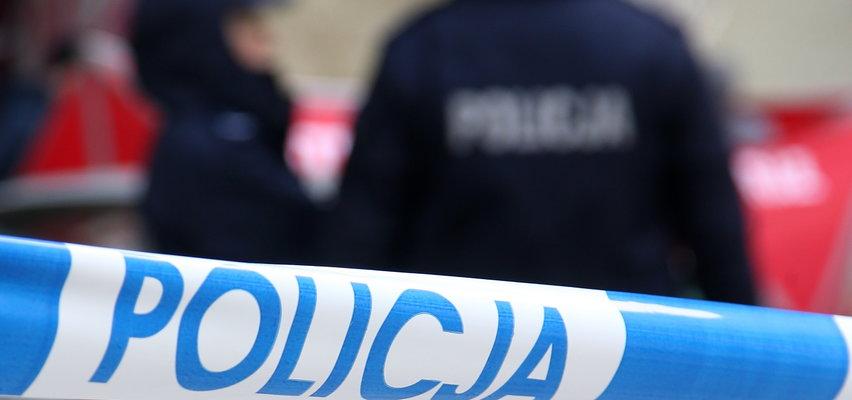 Przerażające odkrycie policji na Lubelszczyźnie. Zwłoki dziecka w torbie na zakupy