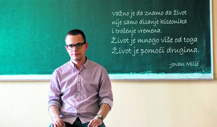 Nis Jovan Milic, Humanitarna akcija01 foto Promo