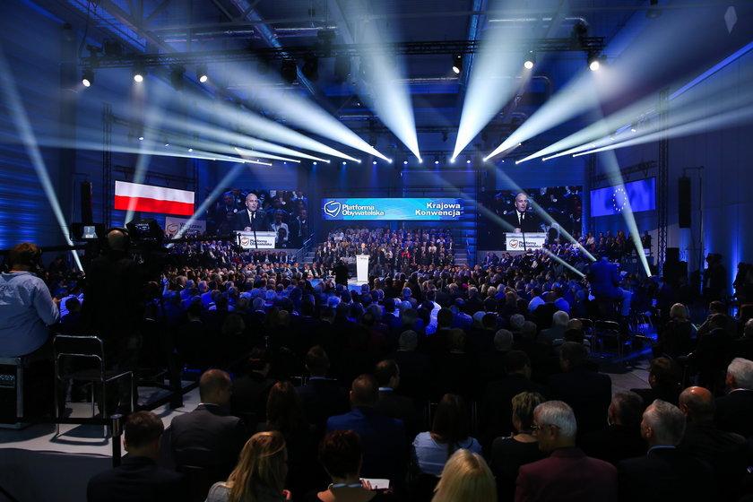Konwencja programowa PO