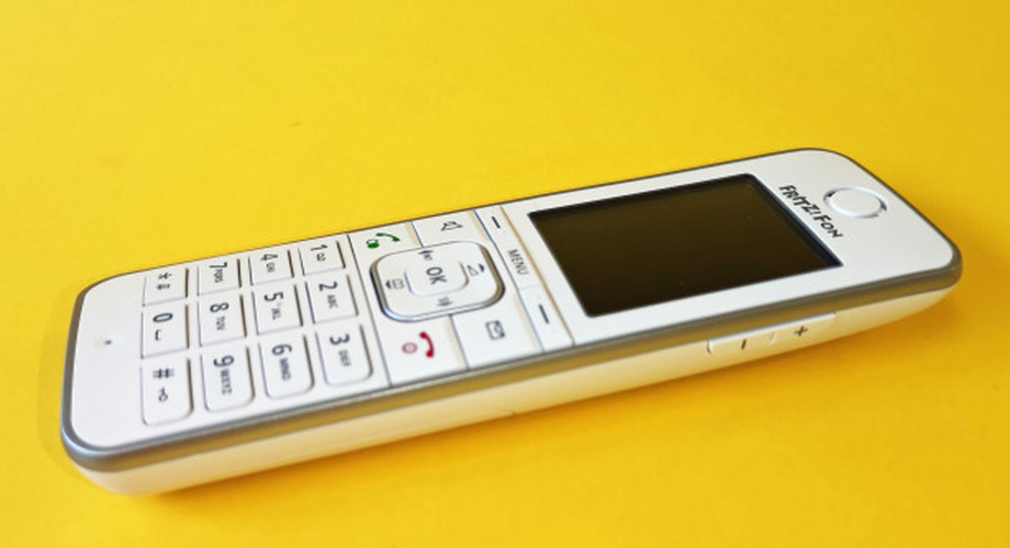 DECT-Telefon Fritz Fon C6 von AVM im Test: unauffällig gut