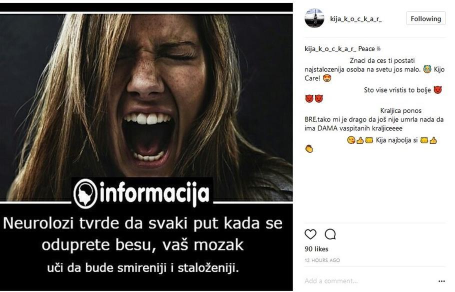 Kija Instagram