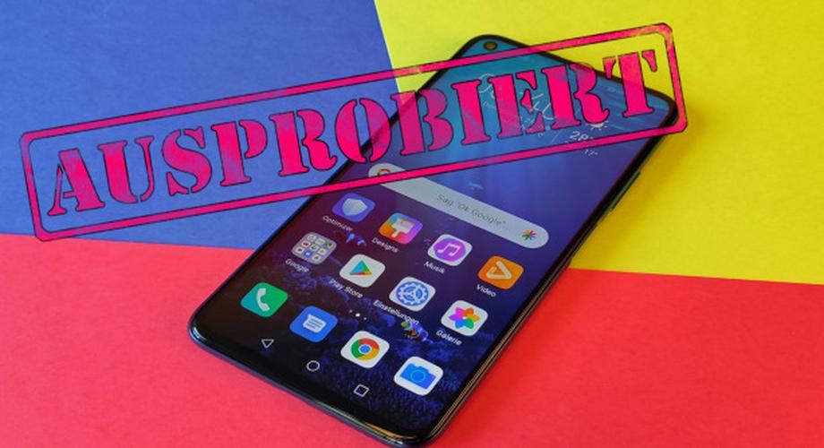 Honor 20 Pro: Top-Smartphone mit Spitzenkamera im Test