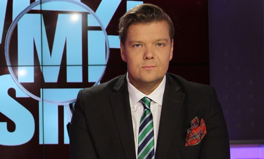 Michał Figurski stracił program