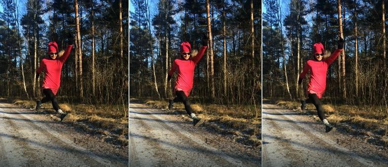 Bieganie w lesie nie ma sobie równych, fot. trenerka.info