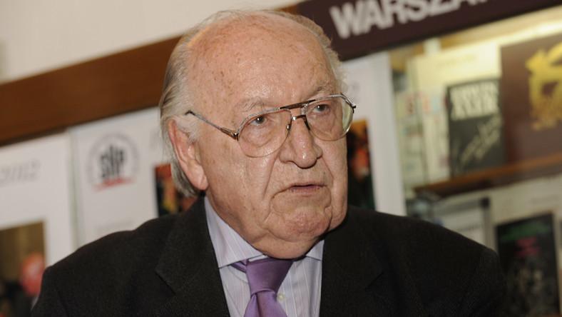 Ciosek wspomina wizytę w Moskwie: Musieliśmy cucić Balcerowicza