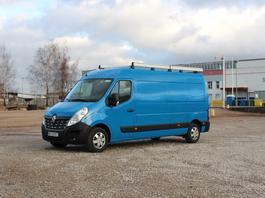 Renault Master Furgon L3H2 2.3 dCi 130 KM – dostawczak do zadań specjalnych | TEST