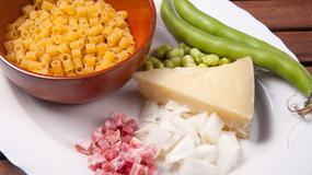 Podczas włoskiej majówki nie może zabraknąć bobu i sera owczego