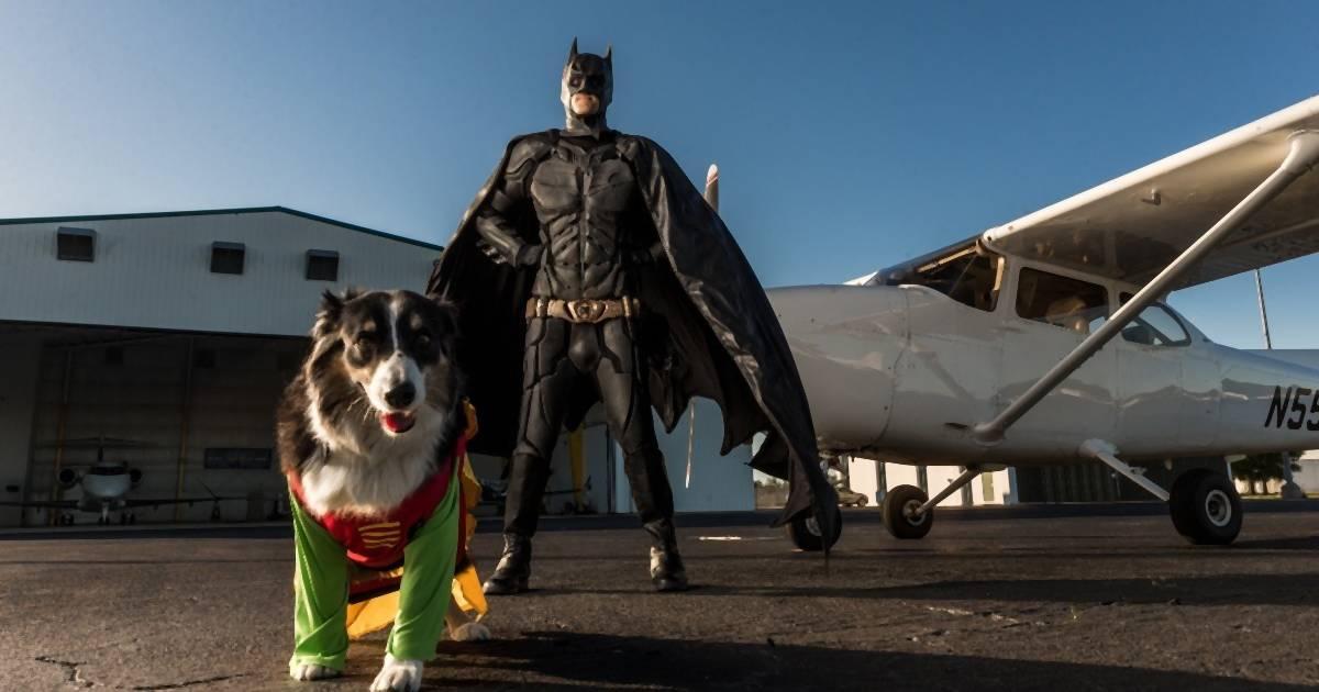 Dieser Reallife-Batman rettet in seiner Freizeit Tiere