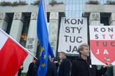 poljska pravosuđe protest