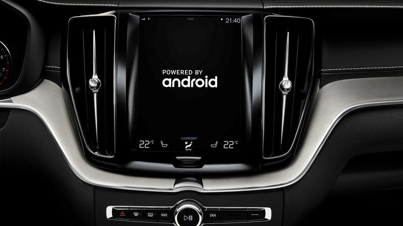 W nowej generacji Volvo pojawi się Android wraz z wieloma nowymi aplikacjami