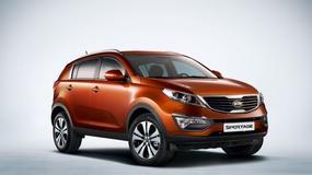 Podrasowane Kia Sportage i Hyundai ix35
