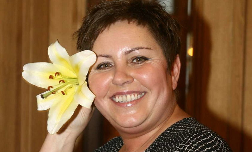 Dorota Wellman uwielbia święta