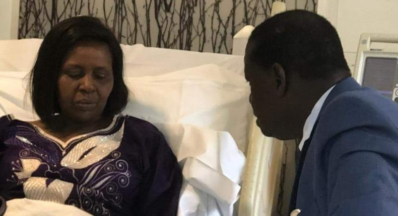 Governor Joyce Laboso is on bed rest - Bomet Communications Director Ezra Kirui states