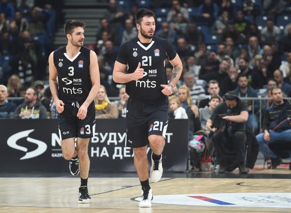 Rade Zagorac i Nikola Janković