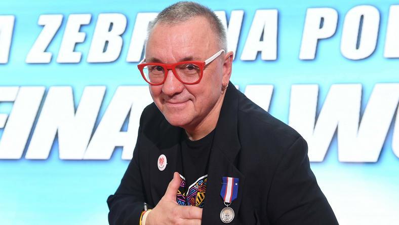 Jerzy Owsiak, szef WOŚP