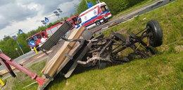 Tragedia w Gielniowie. Nie żyją dwie osoby