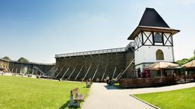 Inowrocław - tężnie działają od kilkunastu lat; to drugi największy obiekt tego typu w Polsce
